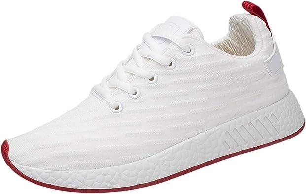 LHWY Zapatillas Deporte Running Zapatos RespirableZapatos al ...