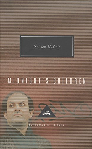 Book cover for Midnight's Children