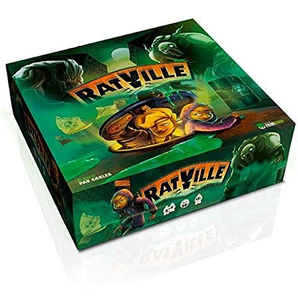 EDICIONES PRIMIGENIO- RatVille - Español, Color (EPRV0001): Amazon.es: Juguetes y juegos