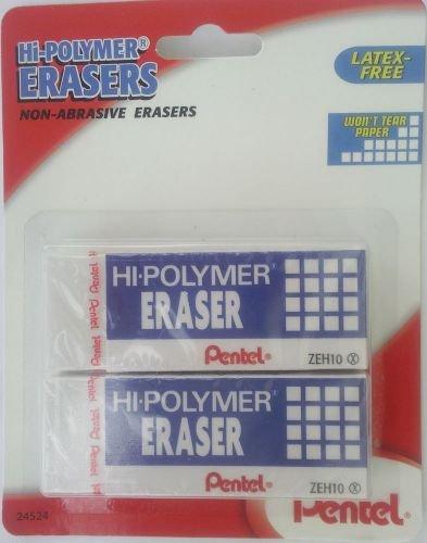 Pentel of America Hi-Polymer Block Eraser