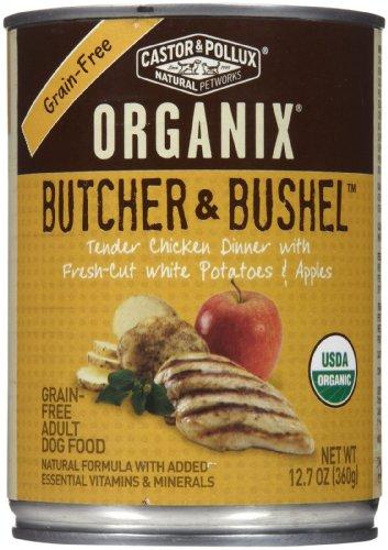 Castor & Pollux Organix Butcher & Bushel Organic Tender Chic