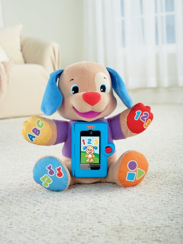 Fisher Price Laugh And Learn Apptivity Puppy Import It All