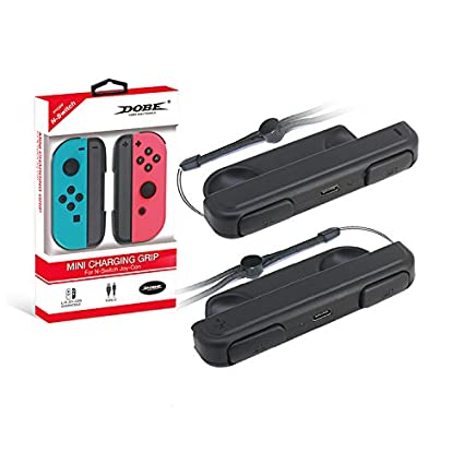 Amazon.com: IVSO – joy-con Grip de carga para Nintendo ...