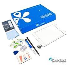 iPad Mini Screen (Digitizer) Replacement DIY Repair Kit (White)