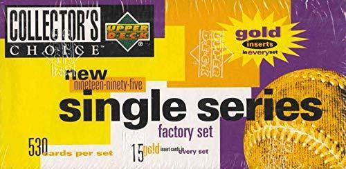 1995 Upper Deck Collector's Choice Baseball