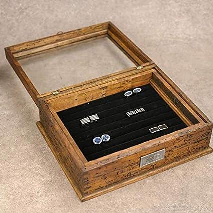 Caja de gemelos, caja de gemelos para hombre, regalo, caja de ...