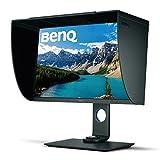 BenQ 27-Inch IPS Quad Monitor LED (sw2700pt), Adobe gestión de Color RGB de Alta definición, visualización QHD 2560X 1440, 4K