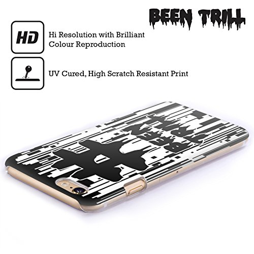 Official Been Trill Pixel Drip Glitch Hard Back Case for Apple iPhone 6 Plus / 6s Plus