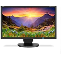 NEC MultiSync EA234WMI-BK 23 inch Widescreen 10001 6ms VGADVIHDMIDisplayPortUSB LED LCD Monitor w Speakers (Black) / EA2
