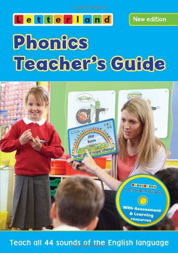 - Phonics Teacher's Guide 2014: Teach All 44 Sounds of the English Language