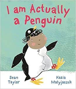 Image result for i am actually a penguin