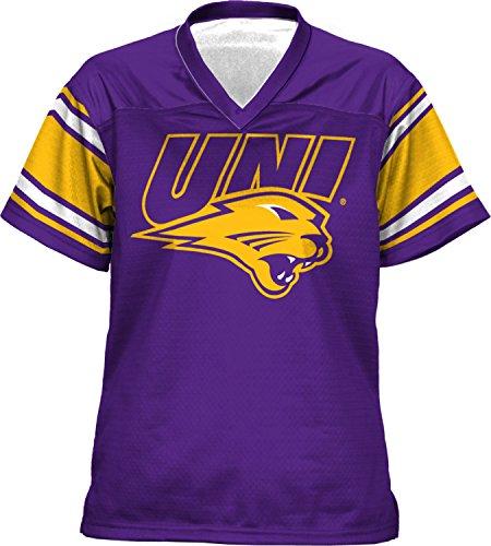 (ProSphere University of Northern Iowa Women's Football Jersey (End Zone))