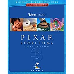 Pixar Short Films Collection Volume 3 debuts on Blu-ray Combo Pack Nov. 13 from Disney•Pixar