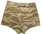 Tru-Spec Desert Tiger Stripe UDT Shorts - Size 38