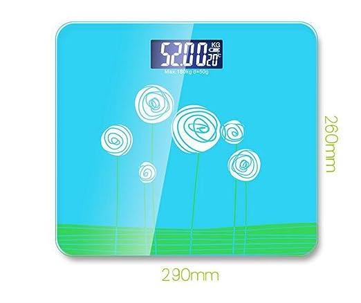 Dijo escalas de máxima precisión electrónica balanzas electrónicas de los hogares con un peso pérdida de peso peso adulto Keiki (Color : 3#) : Amazon.es: ...