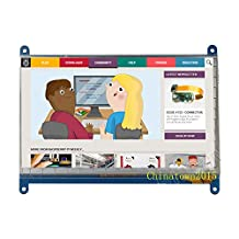 """7"""" inch 1024x600 Capacitive touch screen LCD Display HDMI For Raspberry Pi 2 3"""