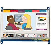7 inch 1024x600 Capacitive touch screen LCD Display HDMI For Raspberry Pi 2 3