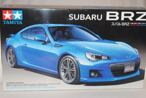 TAMIYA Subaru Subaru Subaru BRZ Coupe Ab 2012 Kit Bausatz 1/24 Modell Auto Modell Auto 84ba09