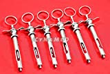 10 Premium Dental Anesthetic Syringe Self-Aspirating 1.8CC-Dental Instruments-A+ ( CYNAMED )