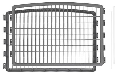 IRIS Playpen Panel Add Grey