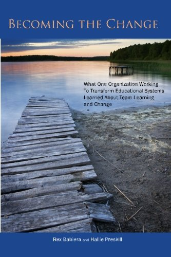 Becoming the Change: What One Organization Working To Transform Educational Systems Learned About Team Learning and Chan