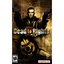 Dead to Rights II PS2 Instruction Booklet (PlayStation 2 Manual Only - NO GAME) [Pamphlet only - NO GAME INCLUDED] Play Station 2