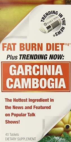 Trending in the News Garcinia Cambogia Diet Supplement, 40 Count