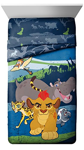 Disney Junior Lion Guard All for One Twin/Full Reversible Comforter