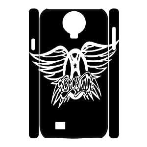 Qxhu Aerosmith patterns Hard Plastic Back Protective case for SamSung Galaxy S4 I9500 3D case