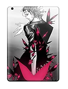 Fashionable Style Case Cover Skin For Ipad Air- D.gray-man