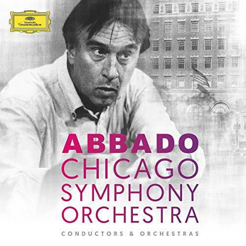 Claudio Abbado & Chicago Symphony Orchestra [8 CD]