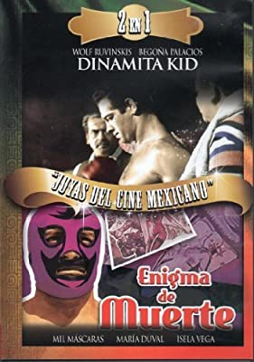 Joyas De Cine Mexicano (Dinamita Kid & Enigma de Muerte) [NTSC/Region 1 and 4 dvd. Import - Latin America]