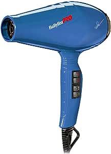 Secador de pelo azul BaByliss 2100W con dos accesorios