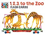 1, 2, 3 to the Zoo Train Flash Cards, Eric Carle, 1452113416