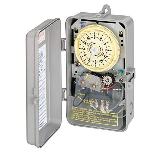 Intermatic Pool/Sprinkler/Irrigation Timer 24 Hr Mechanical ()