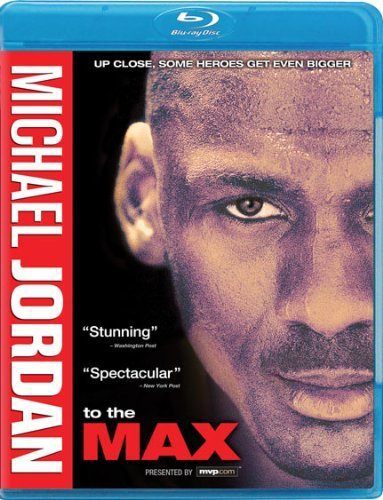 Michael Jordan to the Max [Blu-ray] by Lionsgate Home Entertainment