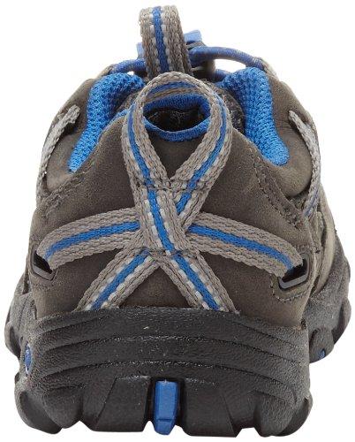 Keen ALAMOSA WP 9669-DSOC, Unisex - Kinder Sportschuhe - Outdoor gargoyle/strong blue