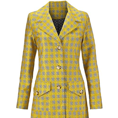 CAbi Lightweight Regency Coat (S) Yellow from CAbi