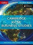 Collins IGCSE Business Studies – Cambridge IGCSE Business Studies Student Book