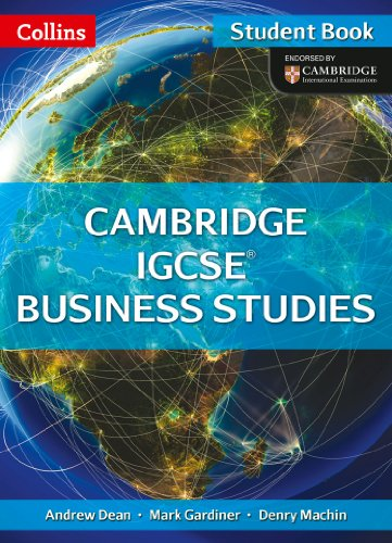 Amazon collins igcse business studies cambridge igcse collins igcse business studies cambridge igcse business studies student book by mark gardiner fandeluxe