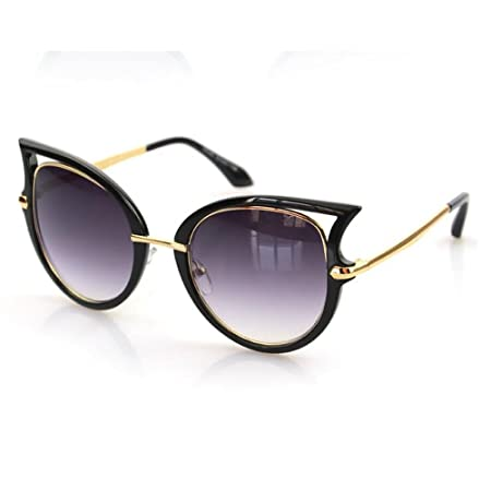 1ea510a3245 Dita Von Teese UV400 Lens Protection Cat Eye Retro Sunglasses for Women ( Black)  Amazon.co.uk  Toys   Games