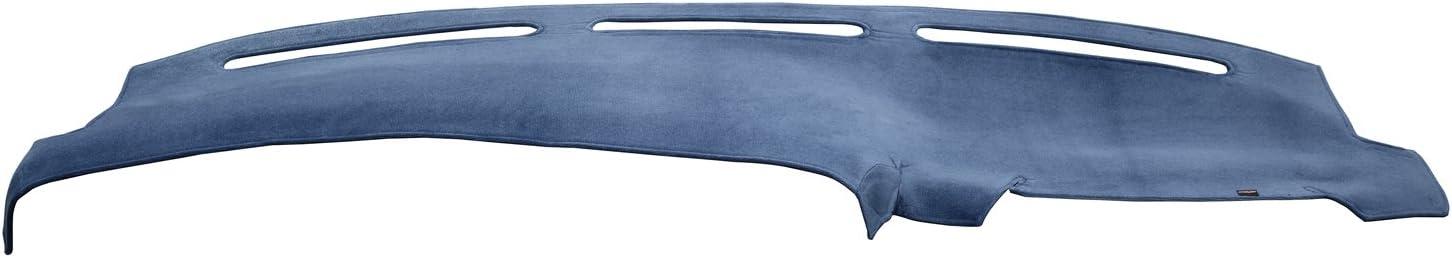 Covercraft DashMat VelourMat Dashboard Cover for Chrysler 200 Plush Velour, Caramel