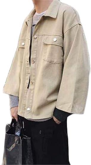 [セイーワイ] ジャケット メンズ ブルゾン コート アウトドア ジャンパー シルエット カジュアル 防寒 防風 ゆったり 春秋冬 オーバーサイズ 大きいサイズ