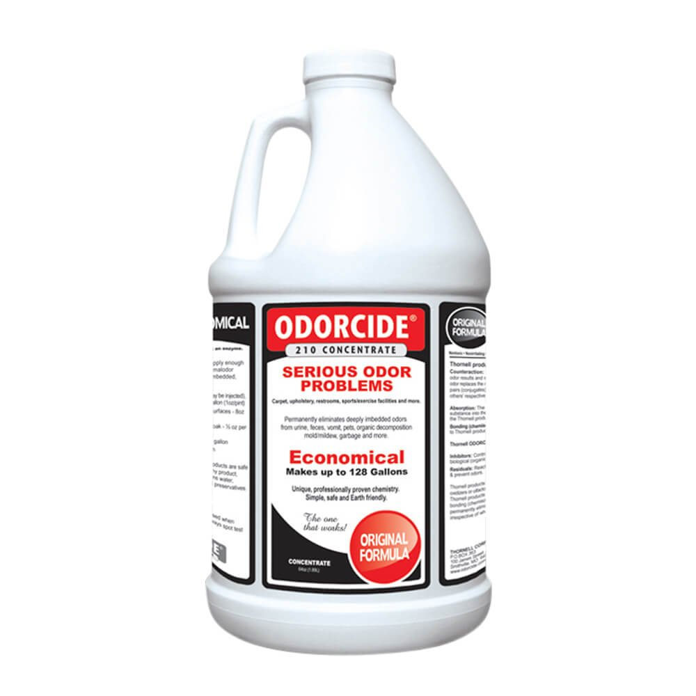 Odorcide Original Concentrate Pet Odor and Stain Removers, 64 Ounce