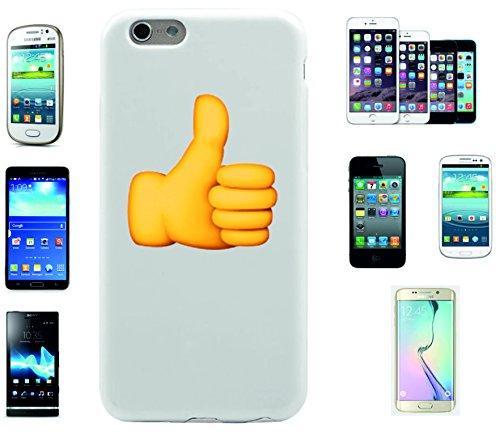 """Smartphone Case Apple IPhone 6+ Plus / 6S+ Plus """"Zeichen für Daumen hoch"""", der wohl schönste Smartphone Schutz aller Zeiten."""