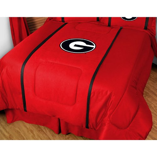 Sports Coverage NCAA Georgia Bulldogs MVP Comforter (Mvp Microsuede Comforter)