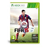 XBOX 360 GAME FIFA 15 SOCCER BRAND NEW AND SEALED