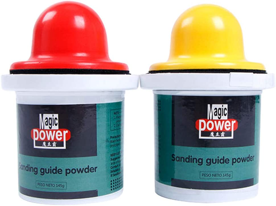 User 150g Dry Guide Coat Powder for Imperfections /& Scratches