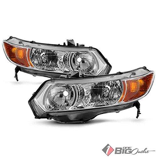06 civic coupe headlights - 2