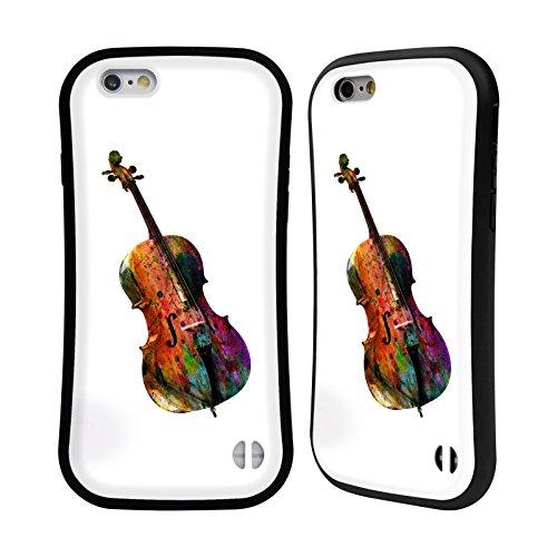 Officiel Mark Ashkenazi Chello Musique Étui Coque Hybride pour Apple iPhone 6 / 6s